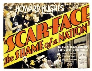 Scarface, the shame of a nation